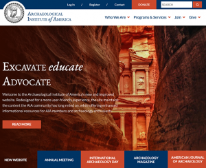 AIA Website (2019)