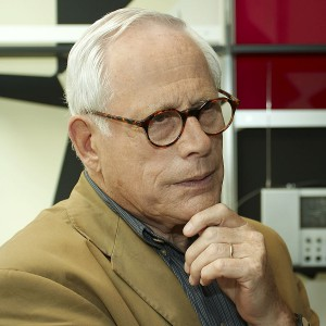 Designer Dieter Rams at Vitsœ