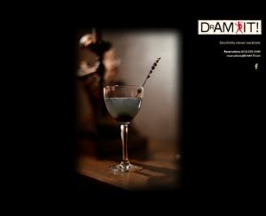 DrAM IT, devilishly clever cocktails
